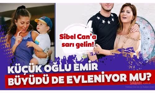 Sibel Can'ın Küçük Oğlu Emir Aksüt'ten Annesine Şok - Emir Aksüt Evleniyor Mu