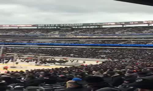 ABD, Metlife stadyumunda 90BİN Yahudinin Dua Etmesi
