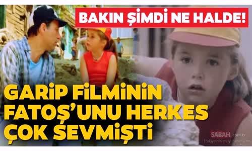 Kemal Sunal'ın Garip Filminde Fatoş Karakteri İle Akıllara Kazınmıştı Yıllar Sonra İse