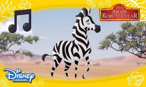 Aslan Koruyucular - Usta Zebra Beyni Şarkısı