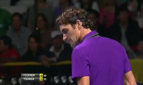 Federer'in Seyirci Orkestrası