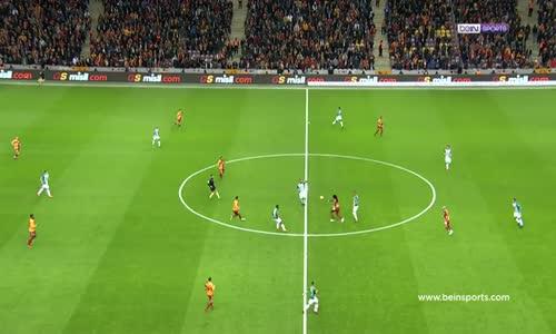 Galatasaray 5-0 Bursaspor Maç Özeti