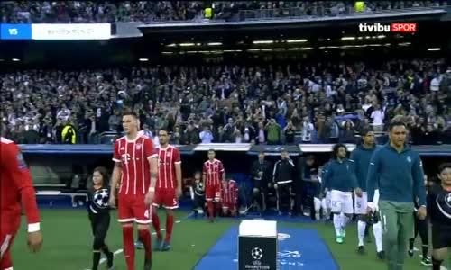 Real Madrid 2-2 Bayern Münih UEFA Şampiyonlar Ligi Yarı Final Maç Özeti
