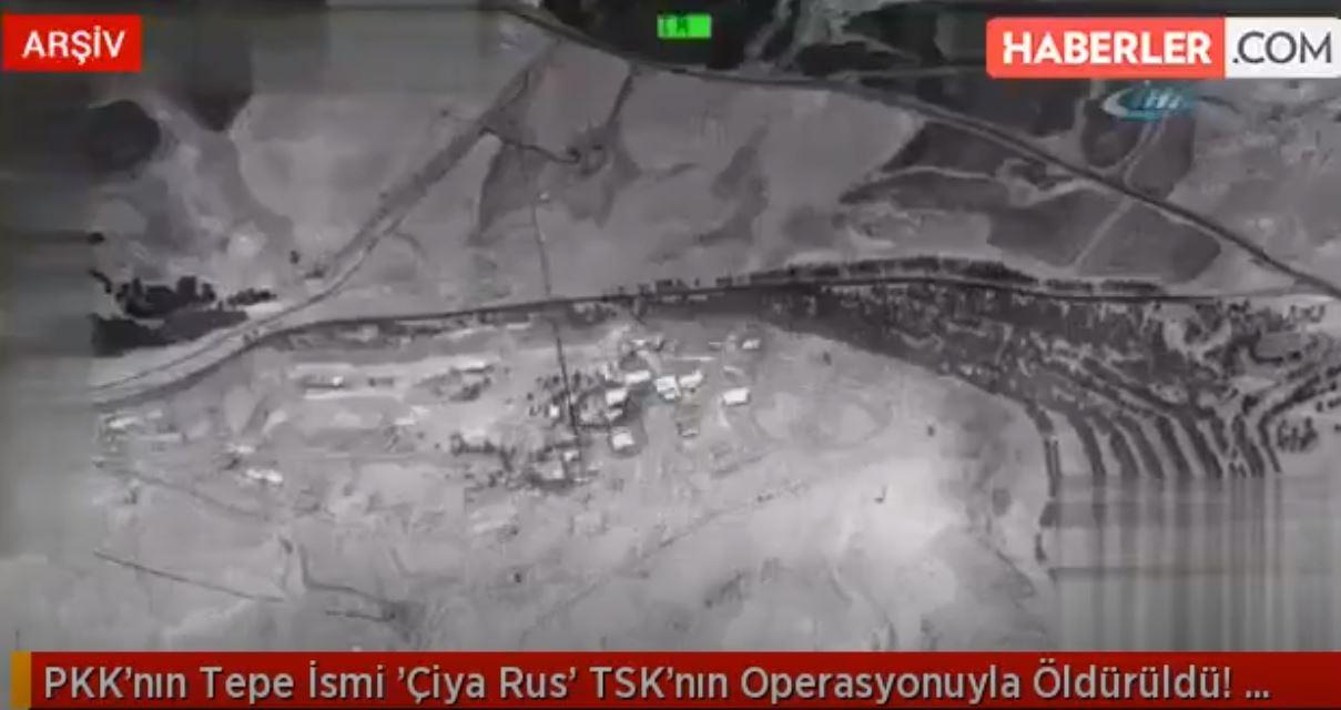 PKK'nın Tepe İsimi Öldürüldü