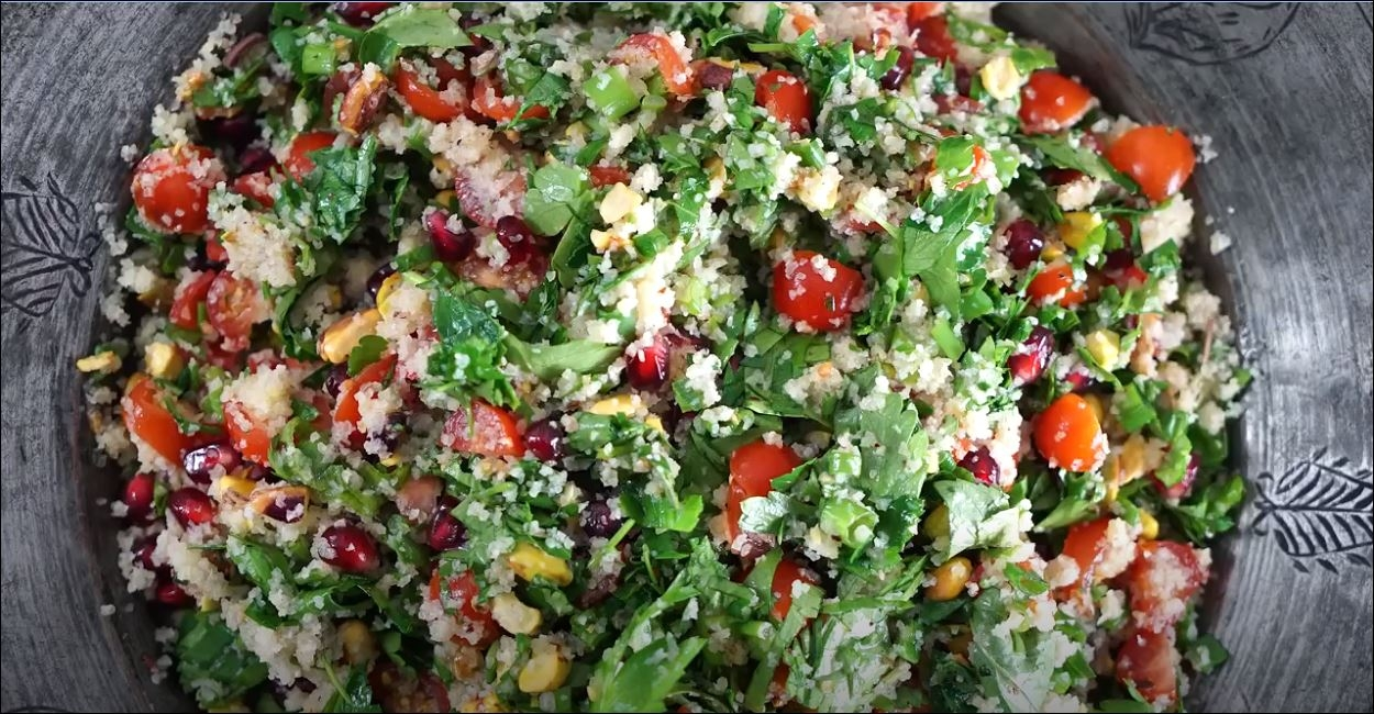 Bezelyeli Havuçlu Pirinç Pilavi, Domates Soslu Köfte ve Havuç Salatası Tarifi – Bugün Ne Pişirsem