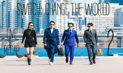 Switch Change the World 18. Bölüm İzle
