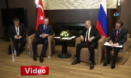 Cumhurbaşkanı Erdoğan Suriye'de Siyasi Bir Çözüm Olmasında Mutabıkız