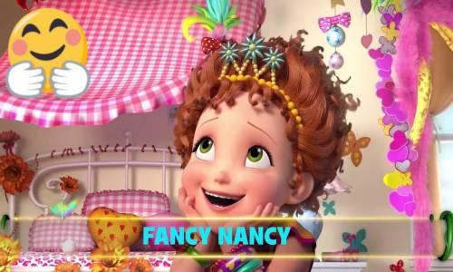 Fancy Nancy Clancy Şarkısı