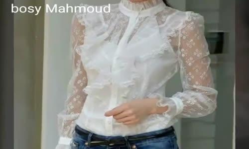 Çok Şık Bayan Bluz ve Gömlek Modelleri