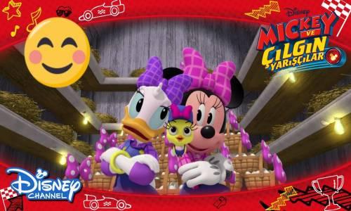 Mickey ve Çılgın Yarışçılar - Mutlu Yardımcılar