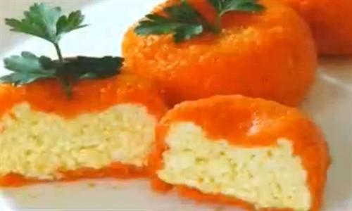 Mandalin Peynirli Meze Yemek Tarifi