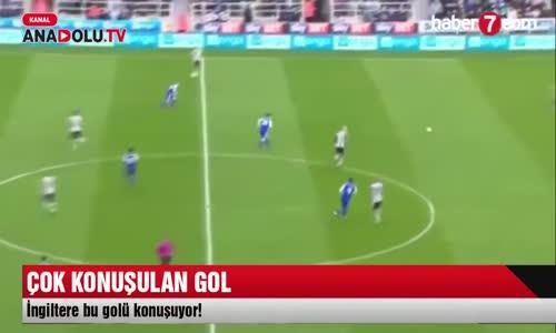 İngiltere bu golü konuşuyor!