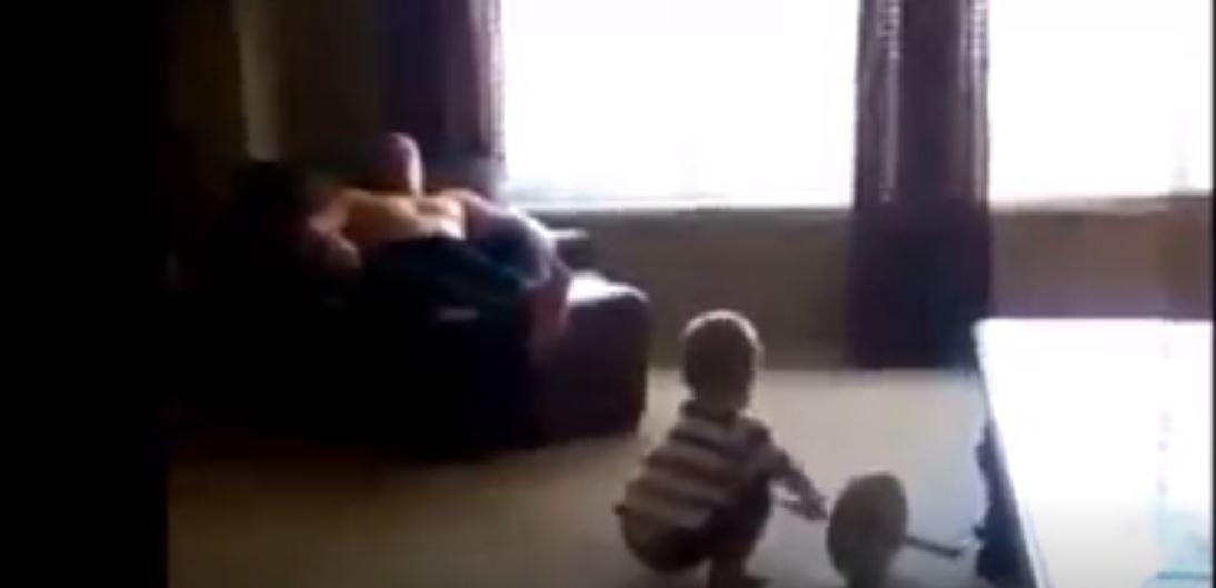 En Komik  İlginç Bebek Videoları