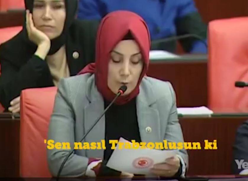 'Sen Nasıl Trabzonlusun ki, Kandil'in Sahiplendiği Aday Olabiliyorsun'