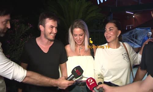 Mustafa Ceceli Selin İmer Ebru Yaşar'ın Yeni Şarkısı Hakkında Konuştu