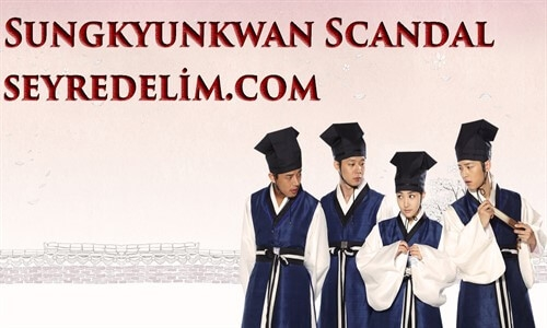 Sungkyunkwan Scandal 4.Bölüm İzle
