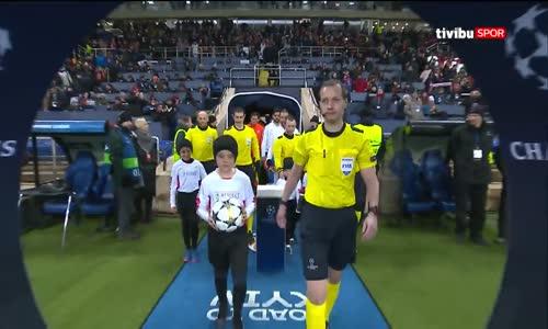Shakhtar 2 - 1 Roma - UEFA Şampiyonlar Ligi Maç Özeti