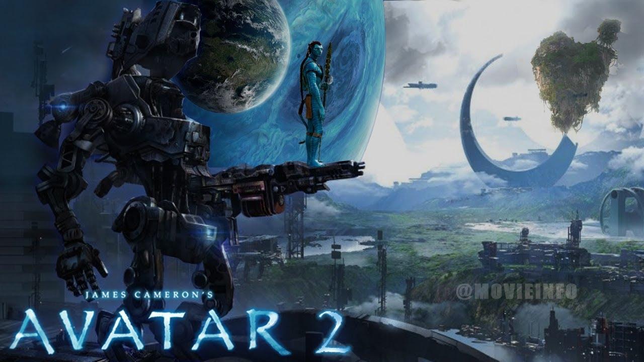 Avatar 2  Manifest Destiny  Teaser Trailer (2020)