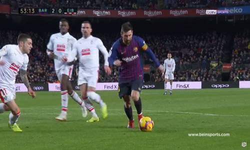 Barcelona 3 - 0 Eibar Maç Özeti İzle