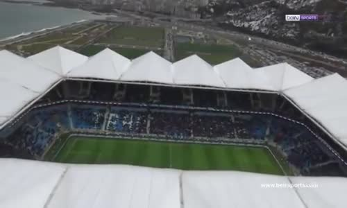 Trabzonspor 4-0 Gaziantep Maçı Özet