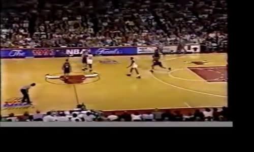 Michael Jordan Top 5  Dövüşleri