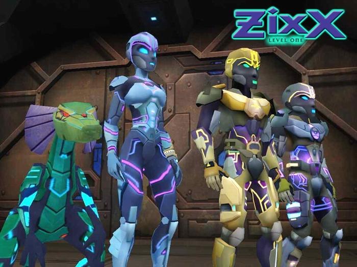 Zixx 1.Bölüm İzle