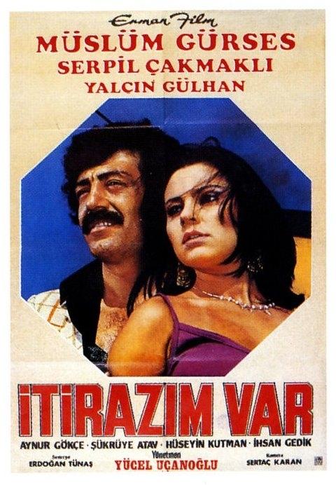 Müslüm Gürses - İtirazım Var -1981
