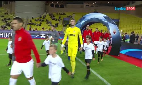 Monaco 1-2 Beşiktaş  UEFA Şampiyonlar Ligi Maç Özeti