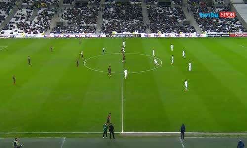 Marsilya 3 - 0 Braga  UEFA Avrupa Ligi Maç Özeti