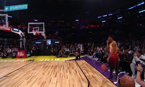 NBA 2018 All-Star Smaç Yarışması Özeti
