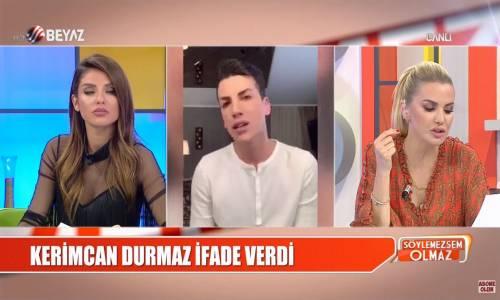 Kerimcan Durmaz'ın İfadesi Ortaya Çıktı!