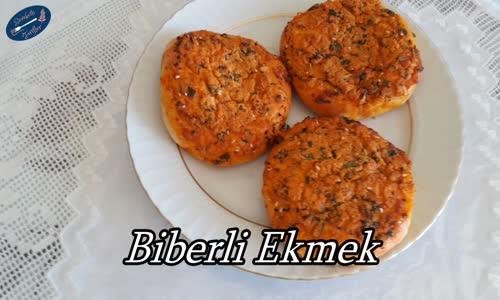 Hatay'ın Meşhur Biberli Ekmeği | Bereketli Tarifler NET