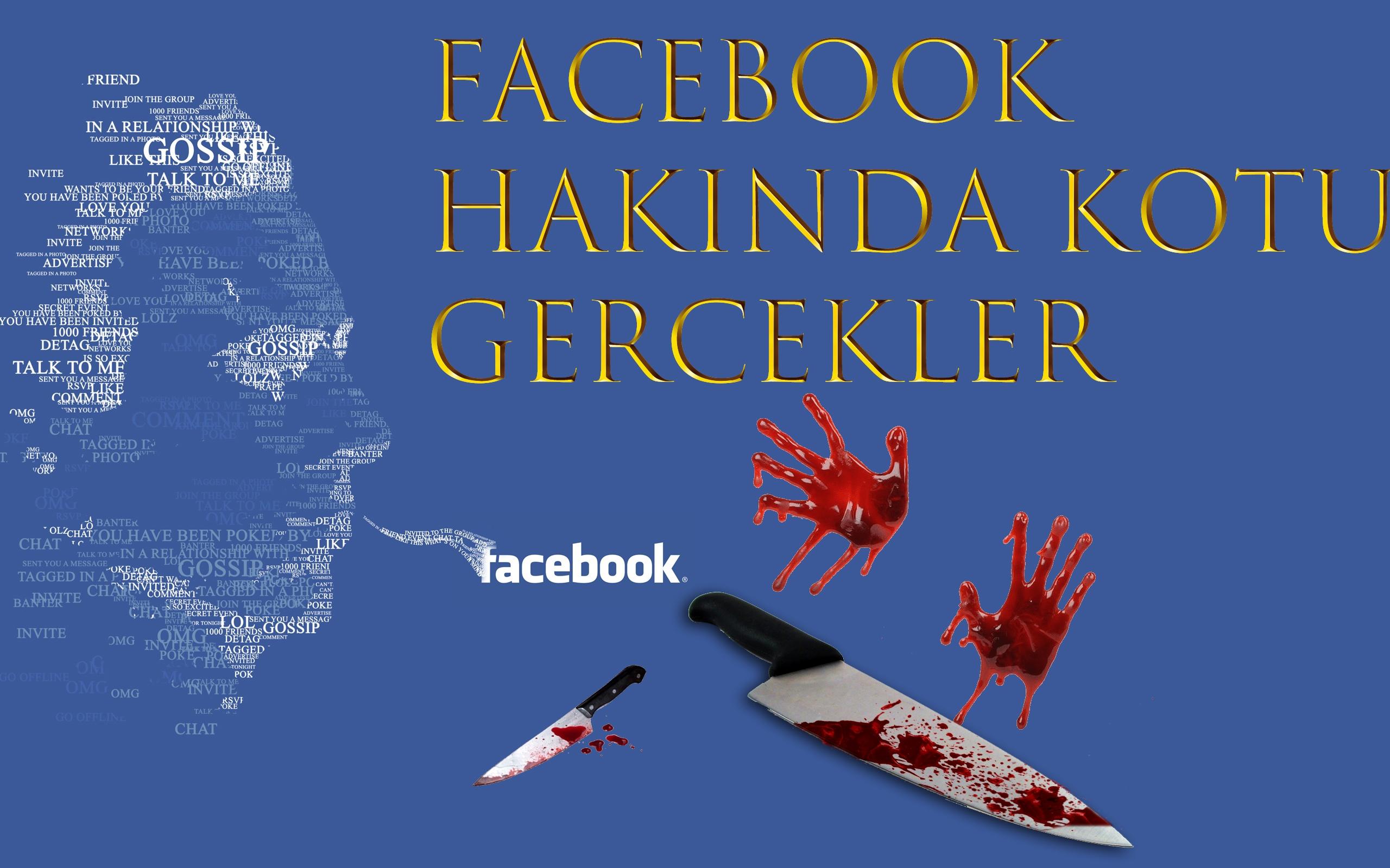 Facebook Hakkında Kötü Gerçekler Öldürülenler !