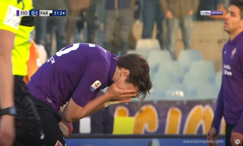 Fiorentina 0 - 1 Parma Maç Özeti İzle