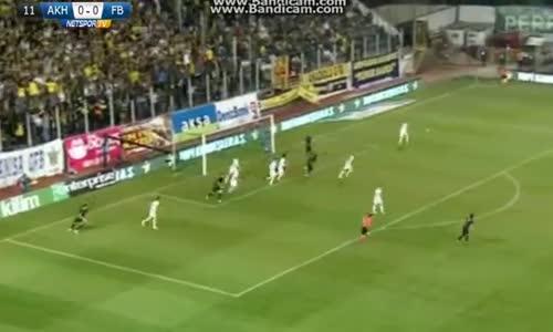 Akhisar 1 3 Fenerbahçe MAÇ ÖZETİ