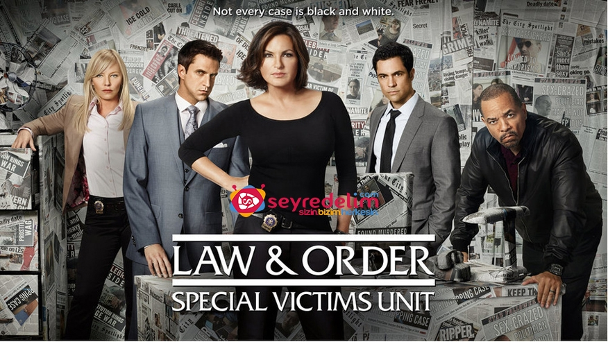 Law and Order SVU 19. Sezon Tanıtım Fragmanı