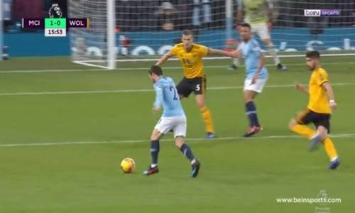 Man. City 3 - 0 Wolverhampton Maç Özeti İzle