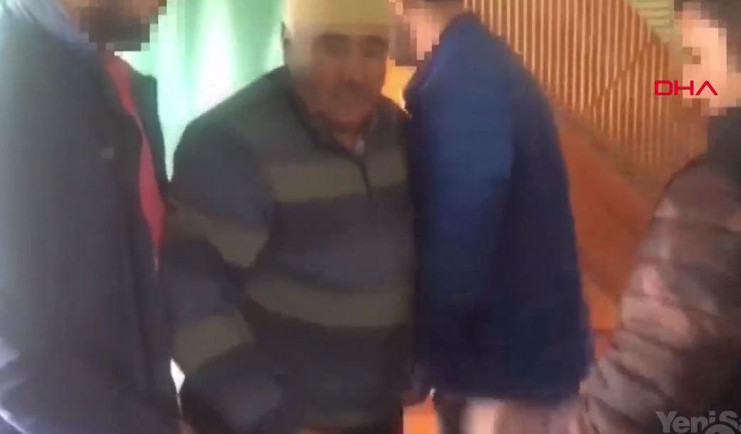 Cinayet Zanlıları Saklandıkları Camide Yakalandı