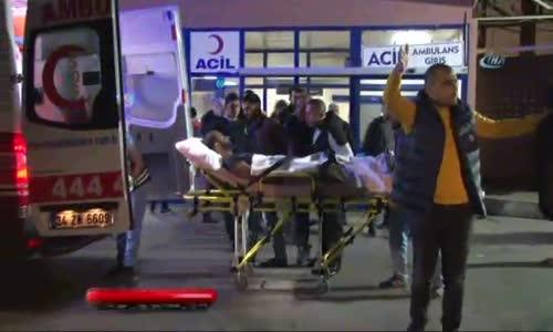 Lüks Sitede Silahlı Çatışma : 1 ölü, 3 Yaralı