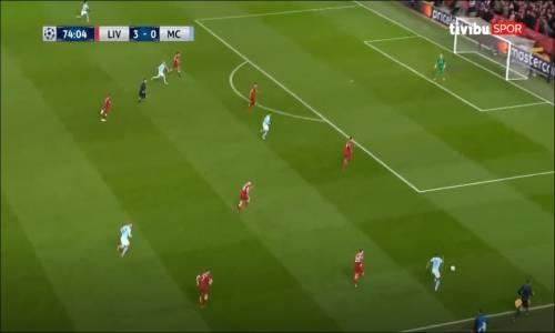 Liverpool 3 - 0 Manchester City - UEFA Şampiyonlar Ligi Maç Özeti