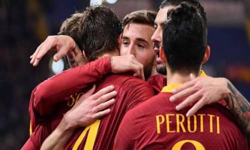 Roma 3 - 1 Sassuolo Maç Özeti İzle
