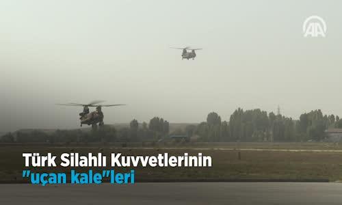 Türk Silahlı Kuvvetlerinin  Uçan Kaleleri