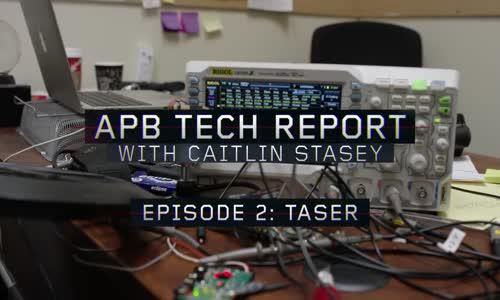 Tech Report With Caitlin Stasey- Taser - Season 1 - APB