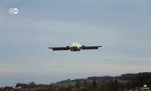 Alman Bilim İnsanları Uçan Taksi Üretti