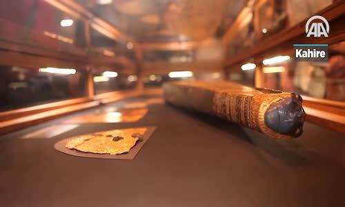 Firavun Tutankhamun'un Altın Koleksiyonu