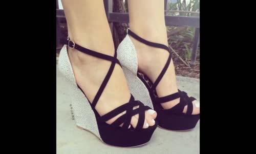 Dolgu Topuk Ayakkabı Modelleri