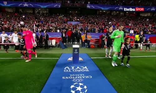 Sevilla 0 - 0 Manchester United - UEFA Şampiyonlar Ligi Maç Özeti