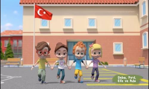 Pırıl - Deha, Efe Ve Ada'dan Harika Bir Horon Oyunu