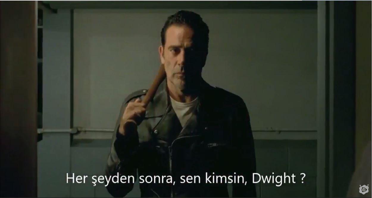 The Walking Dead 7. Sezon 11. Bölüm Türkçe Altyazılı Fragmanı