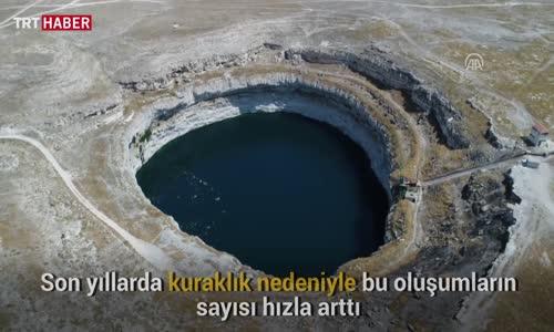 Konya'da Bir Yılda 9 Obruk Oluştu